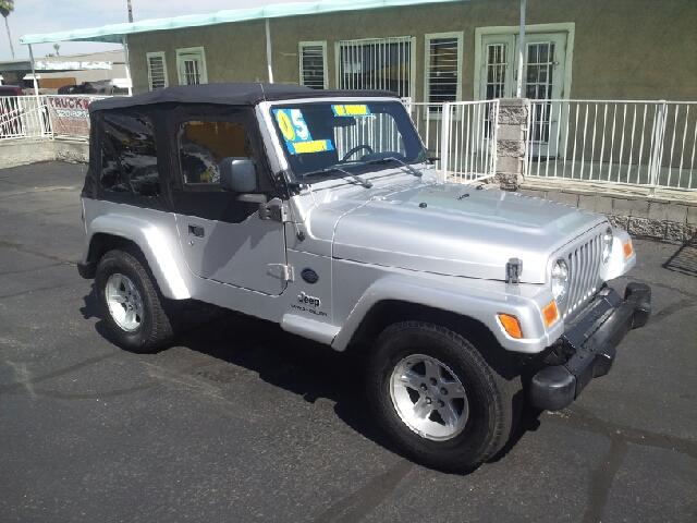 2005 jeep wrangler for sale in tucson az. Black Bedroom Furniture Sets. Home Design Ideas