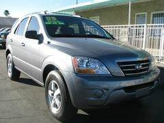 2008 KIA SORENTO LX 2WD gray abs brakesair conditioningalloy wheelsamfm radioanti-brake syste