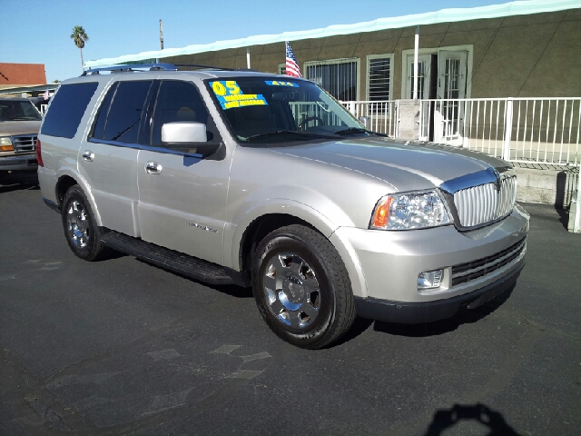 2005 LINCOLN NAVIGATOR SPORT silver clean 106568 miles VIN 5LMFU28555LJ06176
