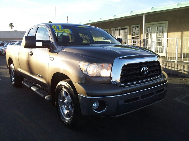 2007 TOYOTA TUNDRA SR5 medium charcol gray metallic clean as the board of health 112241 miles V