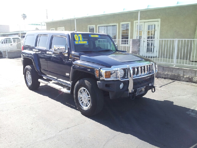 2007 HUMMER H3 H3X midnight blue clean options list4 door 4 wheel drive automatic transmission