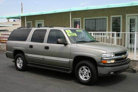 2005 CHEVROLET TAHOE 2WD unspecified abs brakesair conditioningalloy wheelsamfm radioanti-bra
