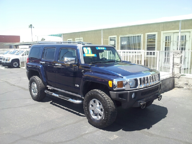 2007 HUMMER H3 H3X 4DR SUV 4WD saphire blue metallic clean 2-stage unlocking doors 4wd selector