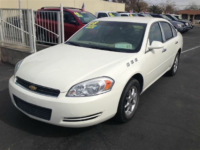 2008 CHEVROLET IMPALA LT white air conditioningalloy wheelsamfm radioanti-brake system non-ab