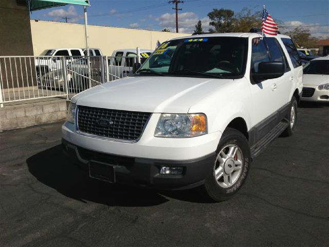 2006 FORD EXPEDITION XLT 4WD white 4wdawdabs brakesair conditioningalloy wheelsamfm radioan