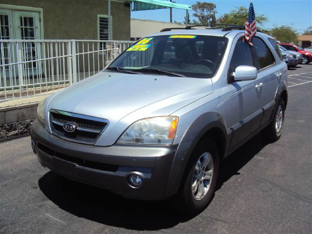 2006 KIA SORENTO EX 2WD unspecified air conditioningalloy wheelsamfm radioanti-brake system n