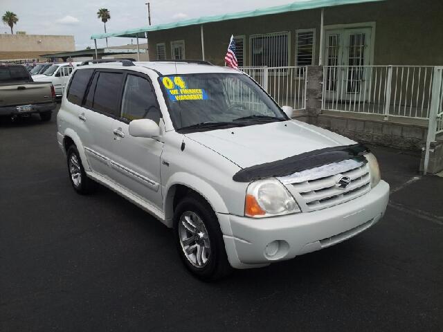 2004 SUZUKI XL-7 EX white clean 89249 miles VIN JS3TY92V044108492