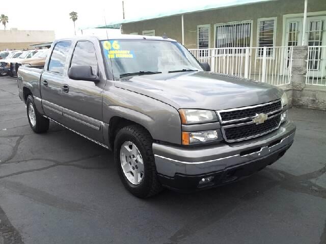 2006 CHEVROLET SILVERADO 1500 LT gray clean 123268 miles VIN 2GCEC13T961238306