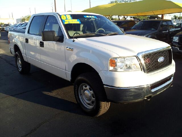 2007 CHEVROLET SILVERADO 2500 LT white clean air conditioning alarm alloy wheels amfm radio a