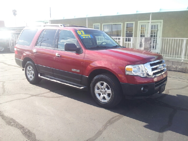 2007 FORD EXPEDITION XLT 4DR SUV 4X4 ruby red clean 2-stage unlocking - remote 4wd type - part t