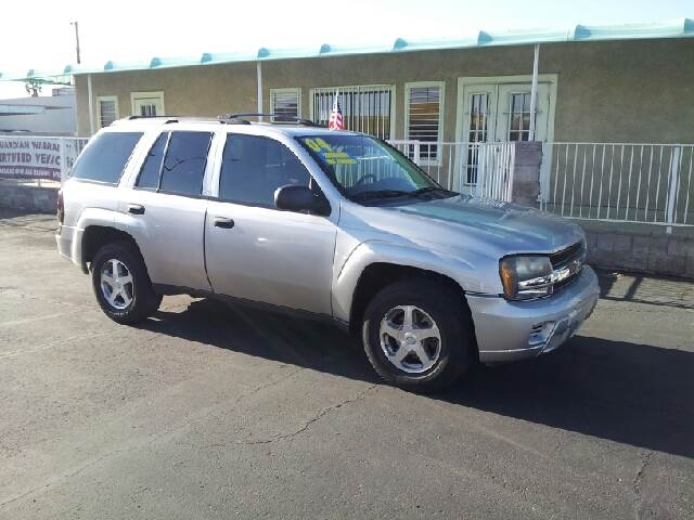 2004 CHEVROLET TRAILBLAZER unspecified 105444 miles
