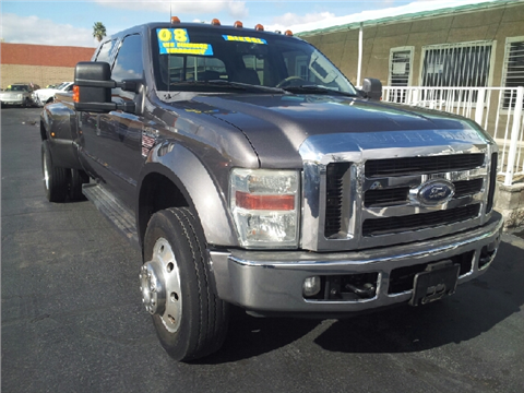 2008 Ford F-450 Super Duty for sale in Tucson, AZ