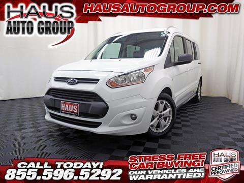 2016 Ford Transit Connect Wagon for sale in Canfield, OH