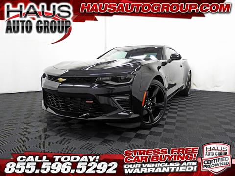2017 Chevrolet Camaro for sale in Canfield, OH