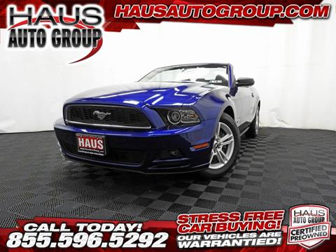 2014 Ford Mustang for sale in Canfield, OH