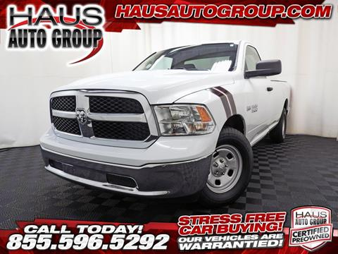 2016 RAM Ram Pickup 1500 for sale in Canfield, OH