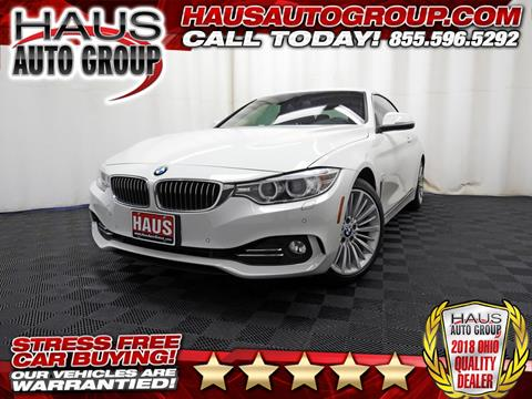 2014 BMW 4 Series for sale in Canfield, OH
