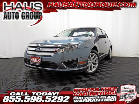 2012 Ford Fusion for sale in Canfield, OH