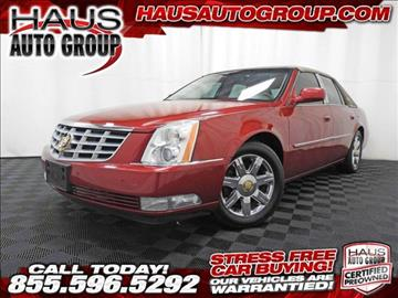 2006 Cadillac DTS for sale in Canfield, OH