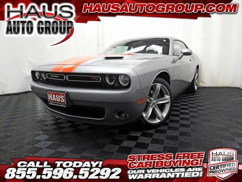 2017 Dodge Challenger for sale in Canfield, OH