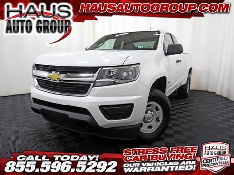 2015 Chevrolet Colorado for sale in Canfield, OH
