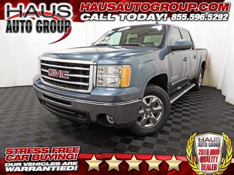 2012 GMC Sierra 1500 for sale in Canfield, OH