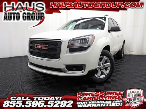 2014 GMC Acadia for sale in Canfield, OH