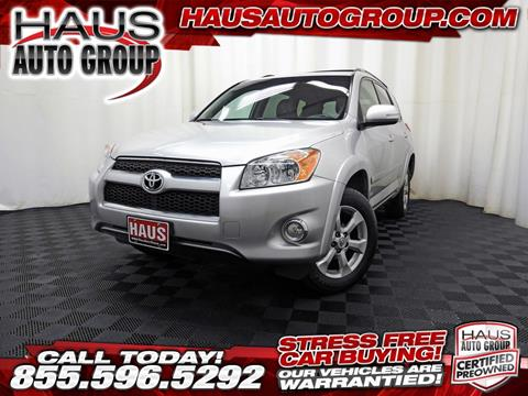 2011 Toyota RAV4 for sale in Canfield, OH