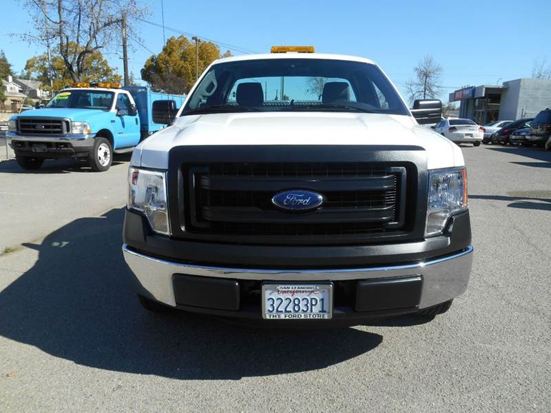 2014 Ford F-150 4x2 XL 2dr Regular Cab Styleside 6.5 ft. SB - Livermore CA