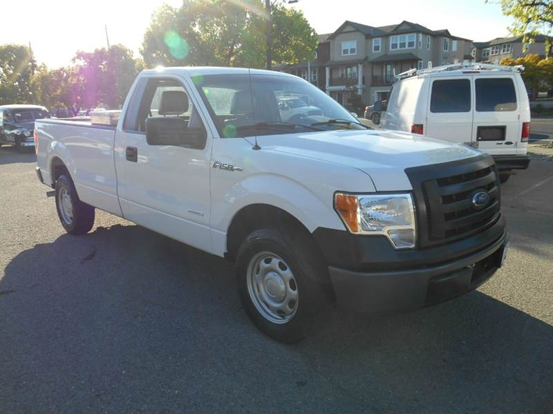 2012 Ford F-150 4x2 XL 2dr Regular Cab Styleside 8 ft. LB - Livermore CA