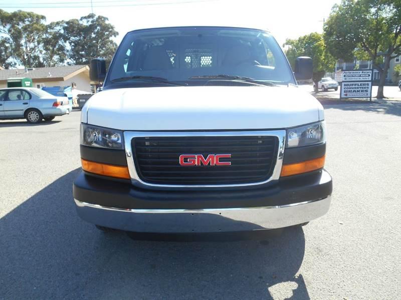 2015 GMC Savana Cargo 2500 3dr Cargo Van w/1WT - Livermore CA