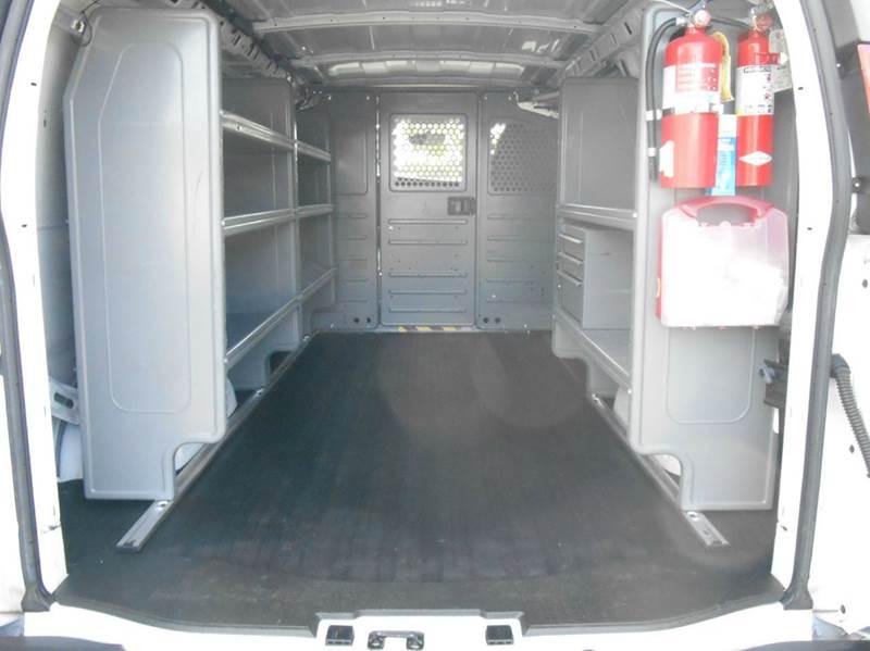2014 Chevrolet Express Cargo 1500 3dr Cargo Van - Livermore CA