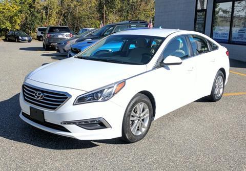 2015 Hyundai Sonata for sale in Waltham, MA