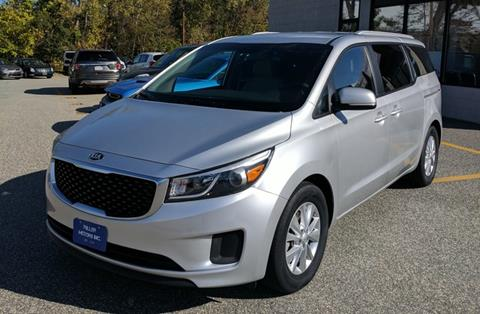2016 Kia Sedona for sale in Waltham, MA