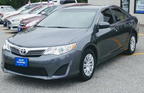 2014 Toyota Camry for sale in Waltham, MA