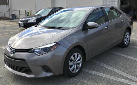 2015 Toyota Corolla for sale in Waltham, MA