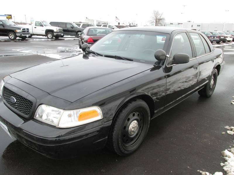 2009 ford crown victoria police interceptor 4dr sedan in. Black Bedroom Furniture Sets. Home Design Ideas