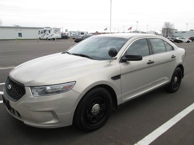 2013 ford taurus police interceptor awd 4dr sedan in forest lake mn xgovernmentcars. Black Bedroom Furniture Sets. Home Design Ideas