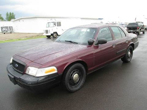 2010 Ford Crown Victoria for sale in Forest Lake, MN