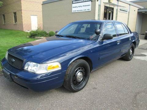 2009 Ford Crown Victoria for sale in Golden Valley, MN