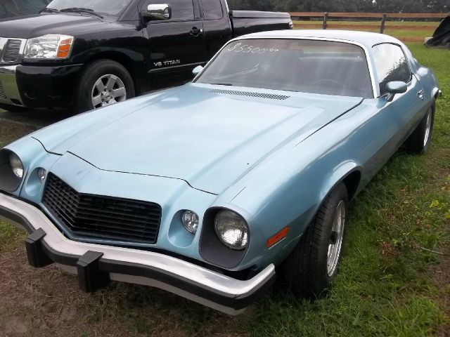 Used 1976 Chevrolet Camaro For Sale Carsforsale Com