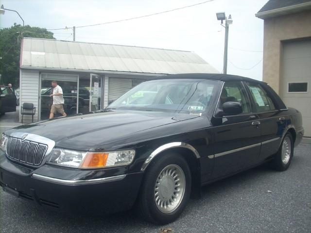 1999 Mercury Grand Marquis for sale in Manheim PA