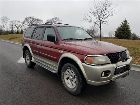 2000 Mitsubishi Montero Sport for sale in Melrose Park, IL