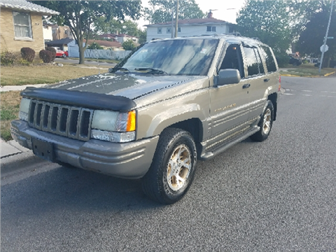 1997 Jeep Grand Cherokee for sale in Melrose Park, IL