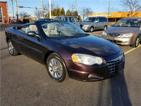 2004 Chrysler Sebring for sale in Melrose Park, IL