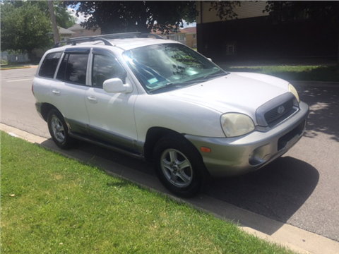 2003 Hyundai Santa Fe for sale in Melrose Park, IL