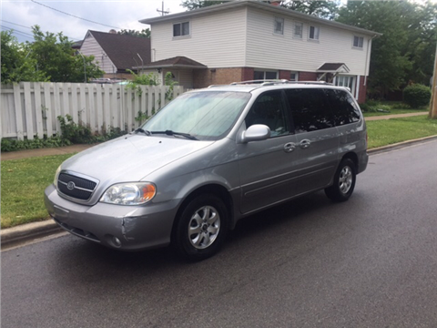 2005 Kia Sedona for sale in Maywood, IL