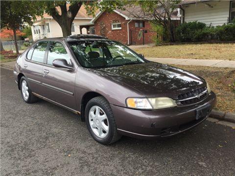 1998 Nissan Altima for sale in Melrose Park, IL