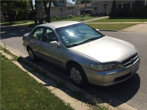 1998 Honda Accord for sale in Melrose Park, IL
