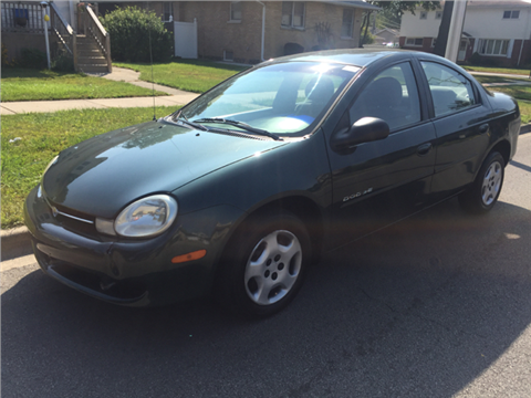 2001 Dodge Neon for sale in Melrose Park, IL